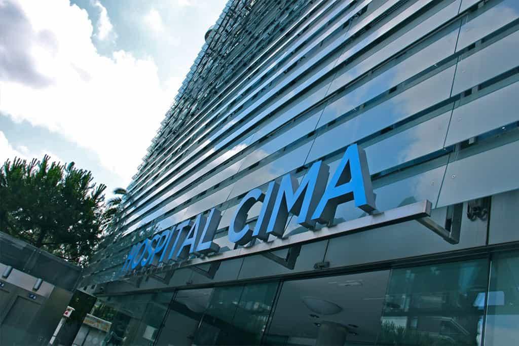 Hospital-CIMA